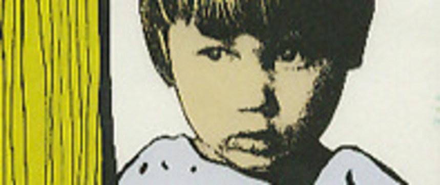 Bilete viser omslaget til boka Innbrotstjuven av Marit Kaldhol