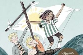 Bilete viser omslaget til boka Keeperen og havet av Maria Parr.